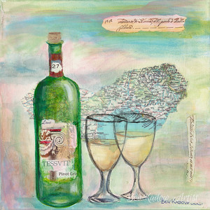 Pinot Gris (Love Pinot Gris) (Love Wine Series)