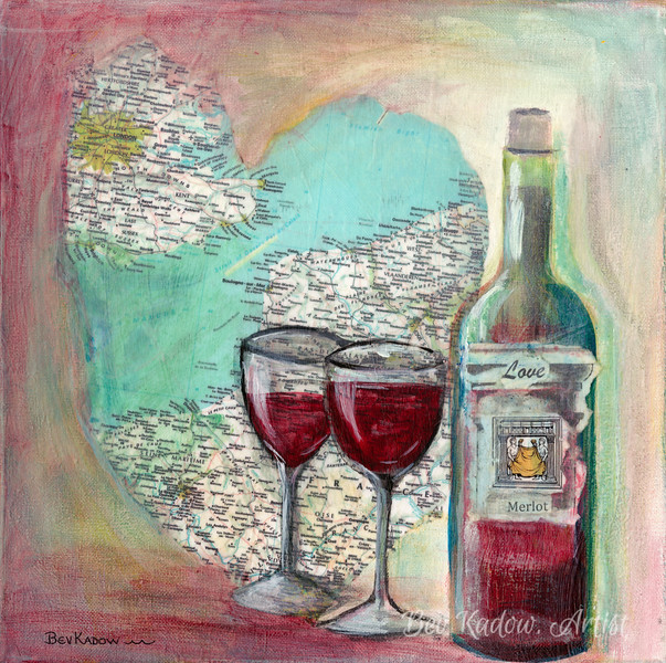 Merlot (Love Merlot) (Love Wine Series)
