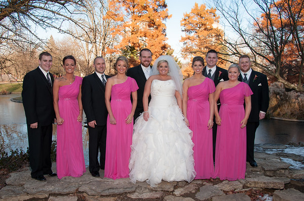 Setters Corman Tie the Knot