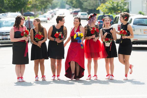 The McInTyre Ford Wedding