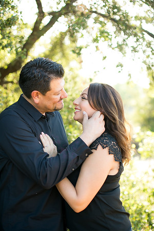 Anthony and Mariana engagement