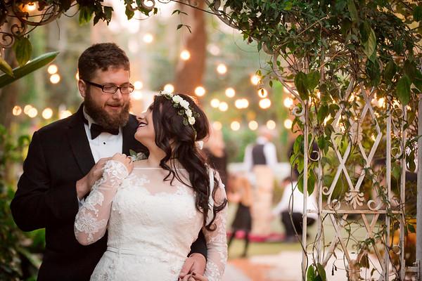Casey & Brandon - Married!