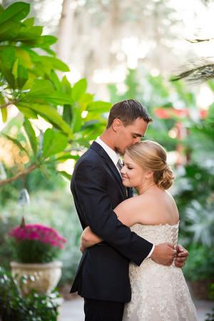 Christina + Cameron - Married!
