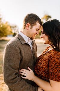 00009©ADHPhotography2020--LaurenRugglesClaytonSkolout--Engagement--October12