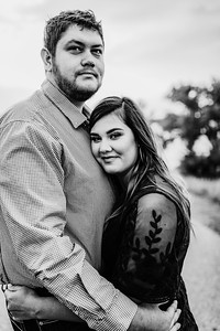 00009©ADHPhotography2020--KeenanLexi--engagement--August20bw
