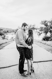 00002©ADHPhotography2020--KeenanLexi--engagement--August20bw