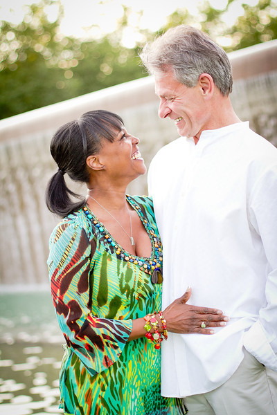 Rochelle and Terry - August 1, 2012