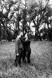 00001©ADHPhotography2020--TaylorDawson--Engagement--October21bw