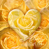 Golden Heart of Roses