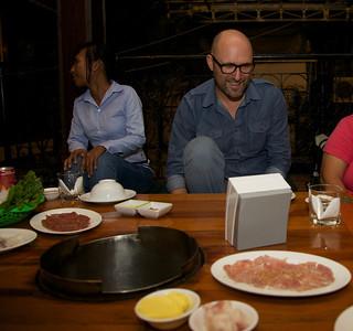 Phnom Penh - Jammy soup