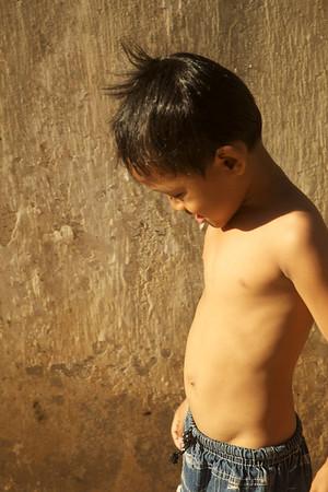 Phnom Penh - Street kids
