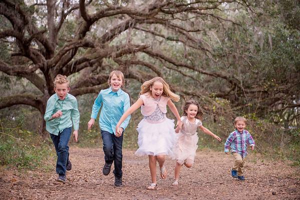 Bushway Family Jan 2017