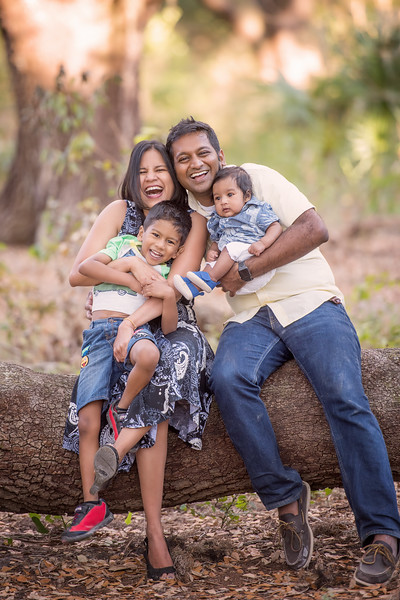 Sreekumar Family March 2018
