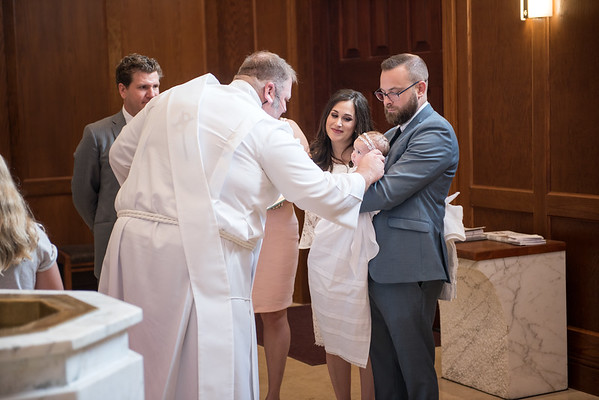 Trauger Baptism August 2018