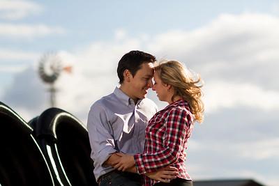 Amanda and Kevin - Engagement