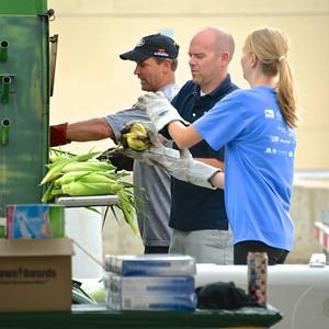Corn Roast Festival  2014 - Volunteers