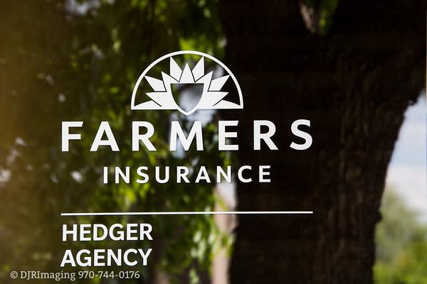 Loveland Chamber - Hedger Insurance Agency Ribbon Cutting - 05/15/2018