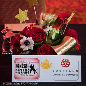 Loveland Chamber of Commerce - Dancing With The Stars 2018 - 07/28/2018