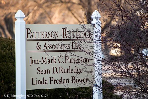 Loveland  Chamber of Commerce -  Patterson Rutledge & Associates LLC - Ribbon Cutting 01/09/2018