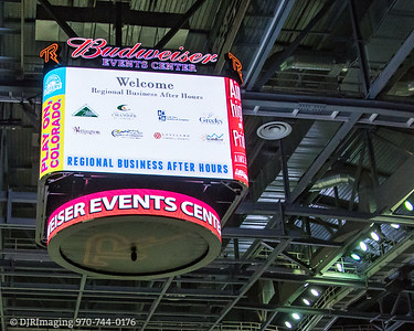 Loveland Chamber of Commerce - Regional Business After Hours -  8 NoCO Chambers - Budweiser Event Center - 01/11/2018