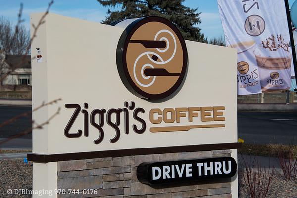 Loveland  Chamber of Commerce - Ribbon Cutting @ Ziggi's Coffee - 11/26/2017