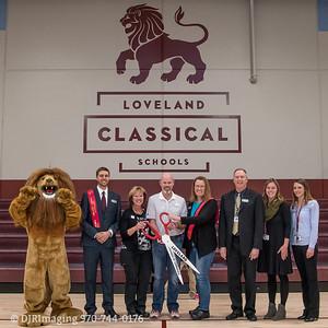 Loveland Chamber of Commerce - Ribbon Cutting at Loveland Classical Schools - 12/05/2017