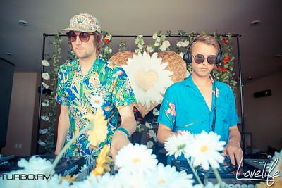 Lovelife presents: Frank & Tony - 6-14-14 @ Palomar Hotel