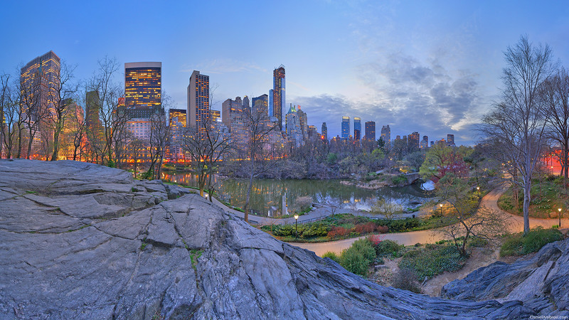 Central Park, New York City, NY