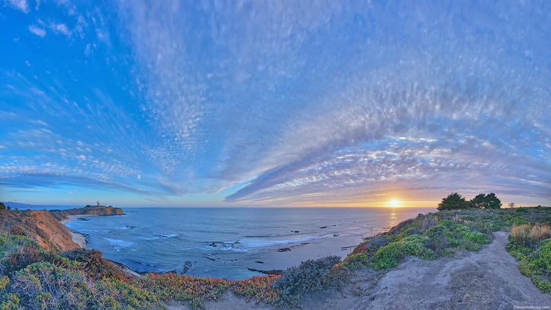 Moss Beach Bluffs, Half Moon Bay, CA