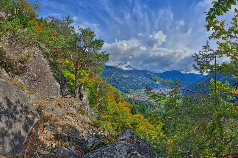 Trail to Eremo di San Martino, Carisolo