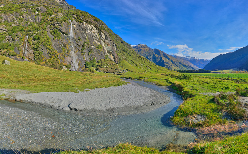 Wanaka-Mount Aspiring Road Vista #4