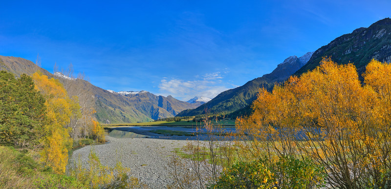 Wanaka-Mount Aspiring Road Vista #3