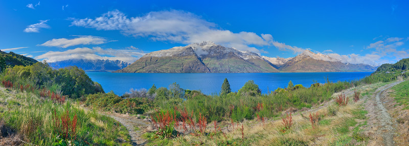 Glenorchy-Queenstown Road Vista #2