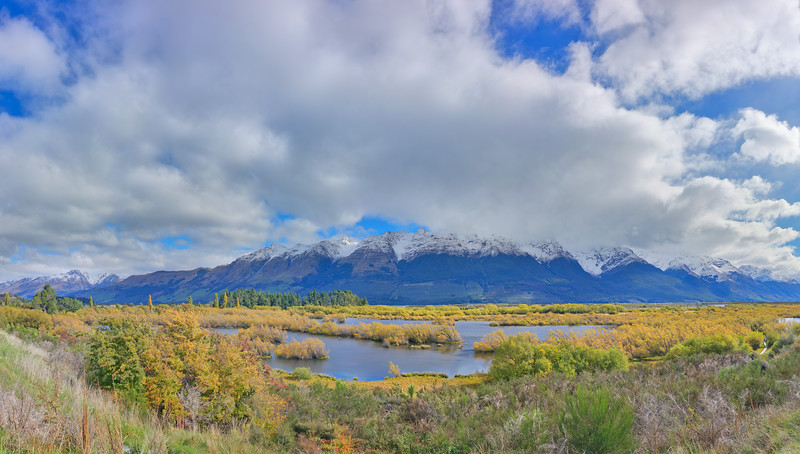 Glenorchy-Queenstown Road Vista #3