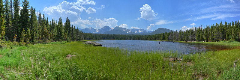 Bierstadt Lake, Rocky Mountain National Park