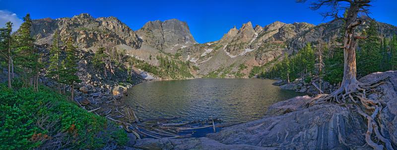 Emerald Lake 2016 #1, Rocky Mountain National Park