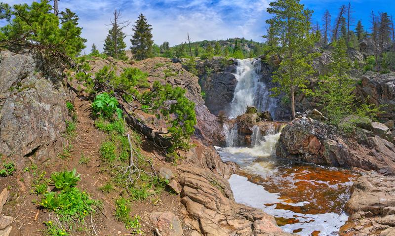 Fish Creek Falls #5, Steamboat Springs