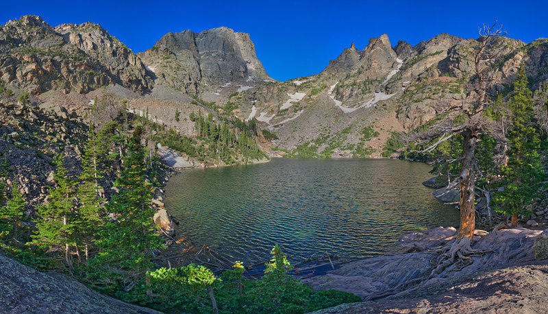 Emerald Lake 2016 #2b, Rocky Mountain National Park