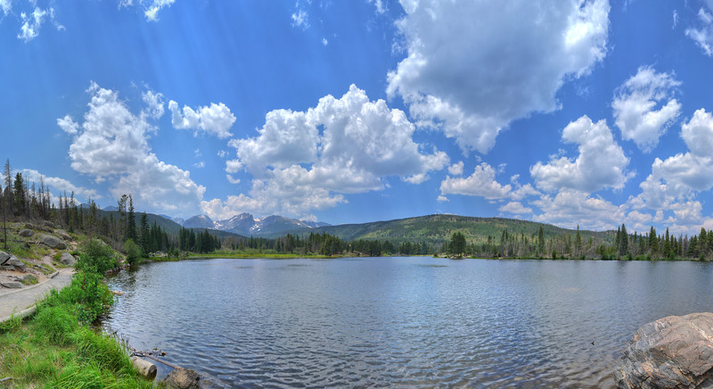 Sprague Lake #1, Rocky Mountain National Park