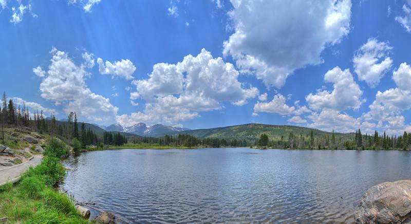 Sprague Lake #1, Rocky Mountain National Park
