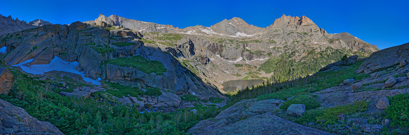 Black Lake Vista #1, Rocky Mountain National Park