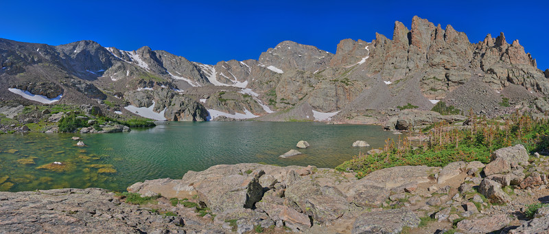 Sky Pond, Rocky Mountain National Park