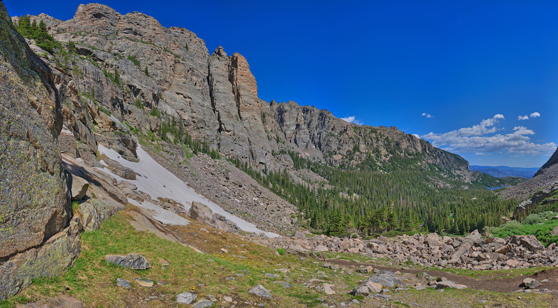 Loch Vale Vista #4, Rocky Mountain National Park