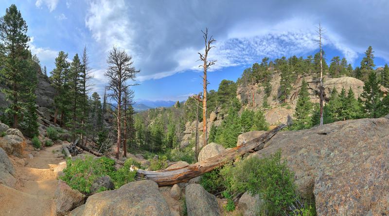 Gem Lake Trail #1 near Estes Park