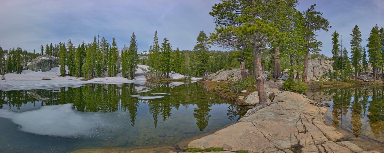 Shirley Lake, Squaw Valley, CA