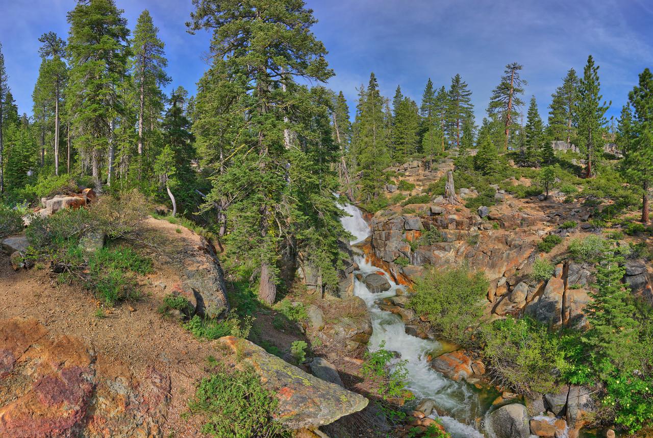 Shirley Lake Trail #3, Squaw Valley, CA