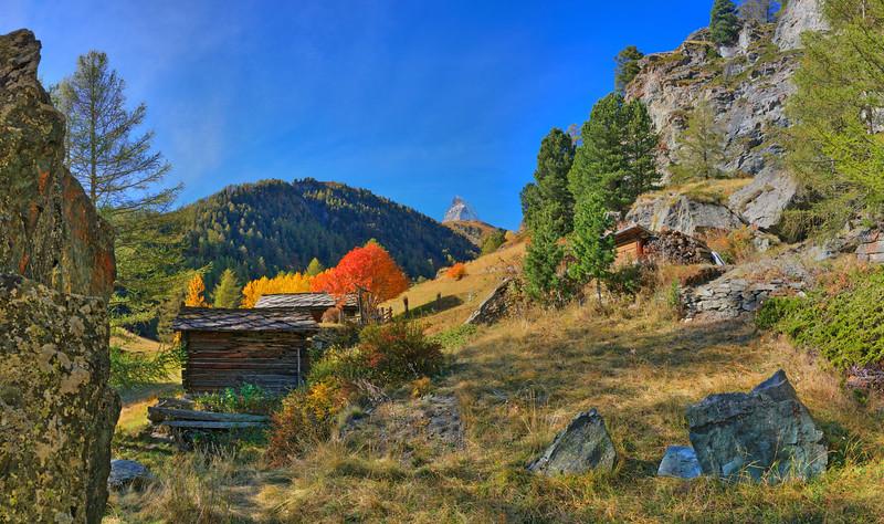 Zmutt Trail #3
