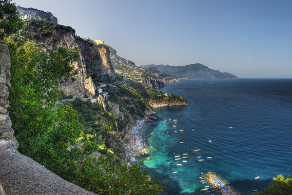 Five Days on the Amalfi Coast