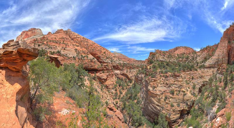 Canyon Overlook #2, Zion