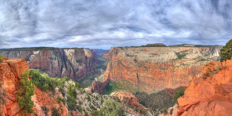 Observation Point #2, Zion